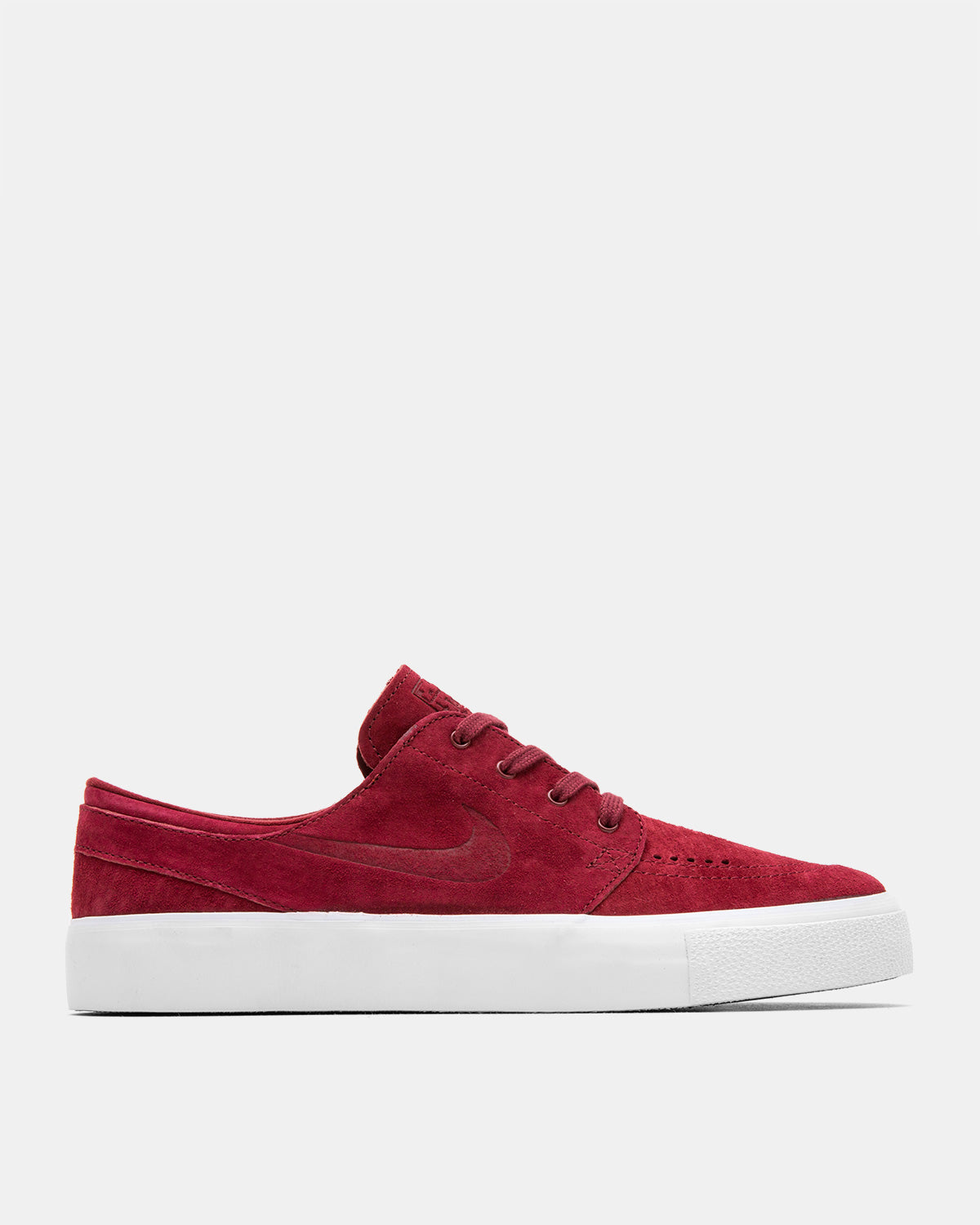 Nike SB - Zoom Stefan Janoski PRM HT (Team Red | White | Team Red)