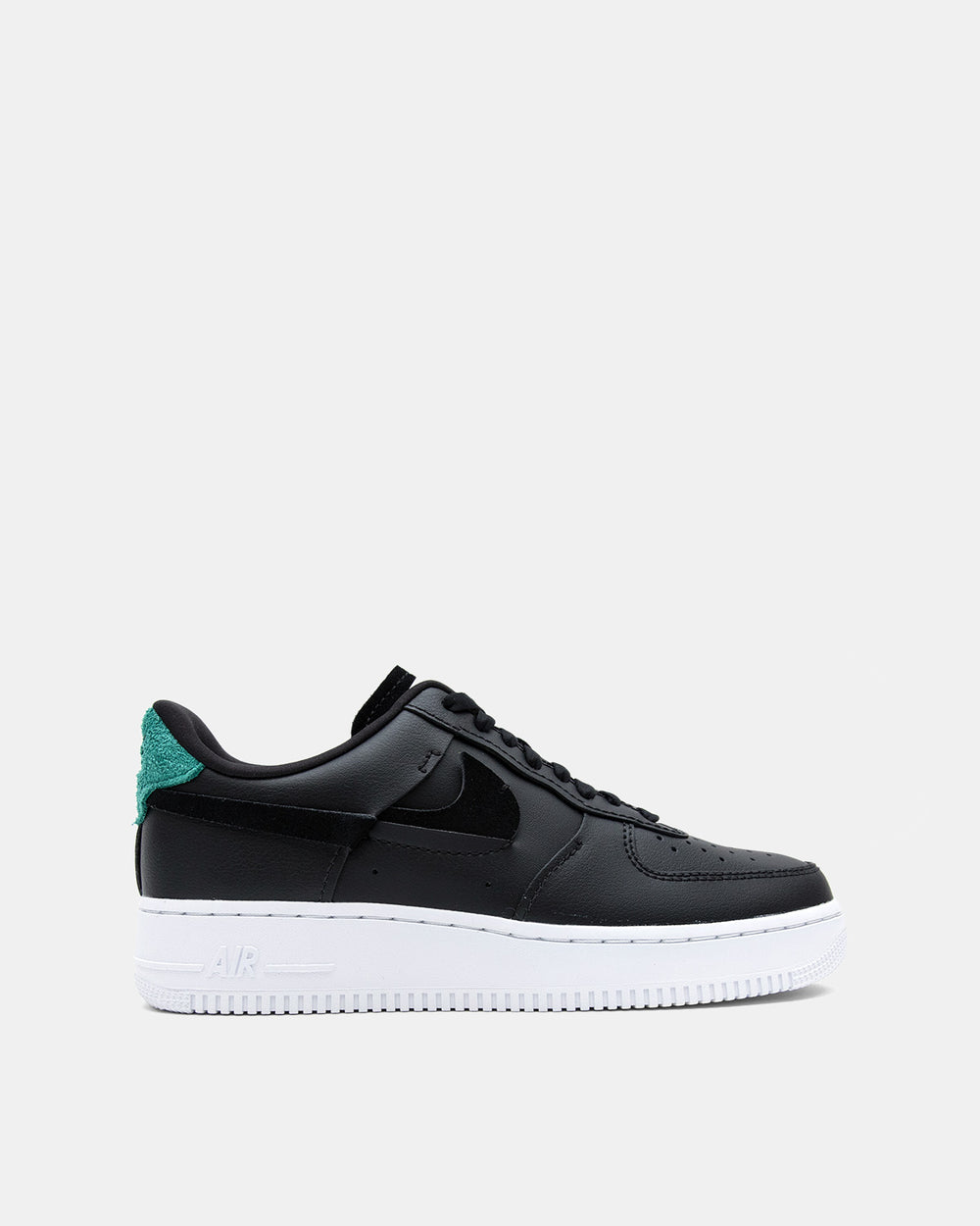 Nike - Women's Air Force 1 Vandalized LX (Black | Anthracite | Mystic Green)