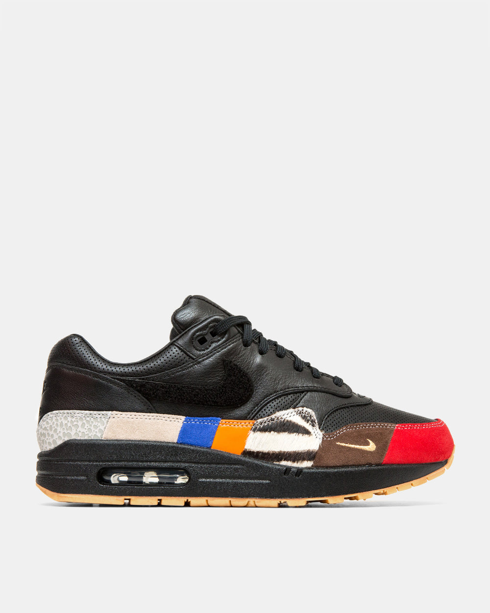Nike - Air Max 1 Master (Black | Red | Blue | Multi Color)
