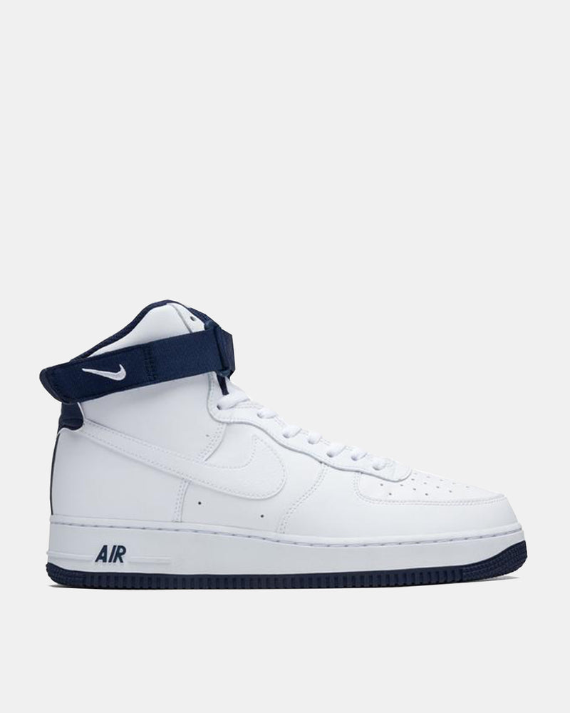 Air Force 1 '07 High (White | Navy)