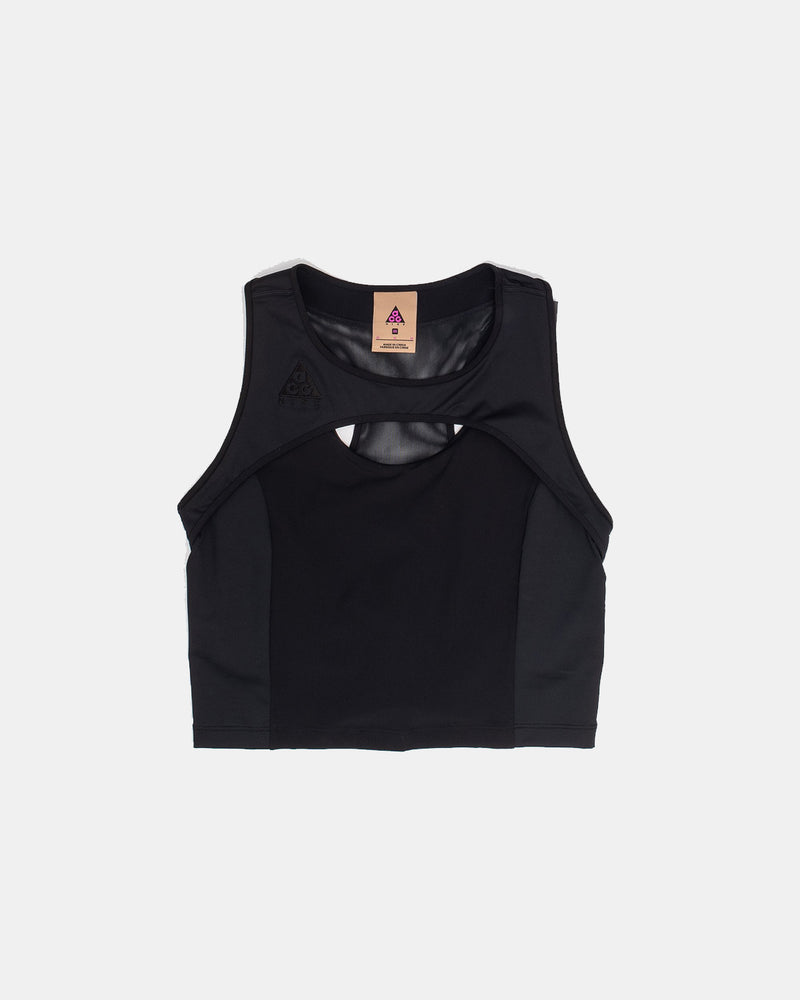 Women's ACG Crop Top (Black)
