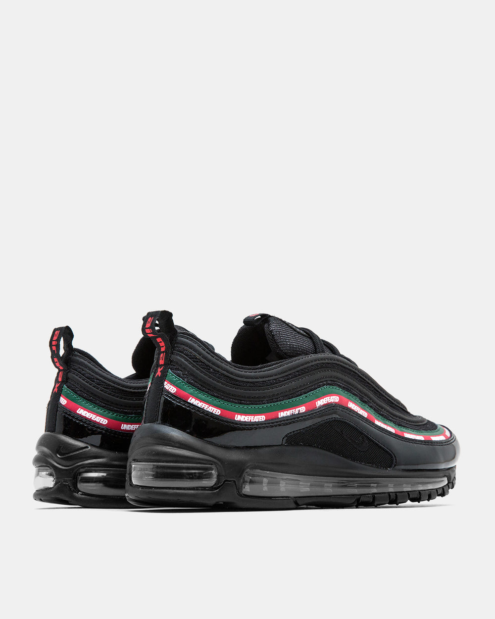 Nike - Nike x Undefetead Air Max 97 (Speed Red | Gorge Green | Black)
