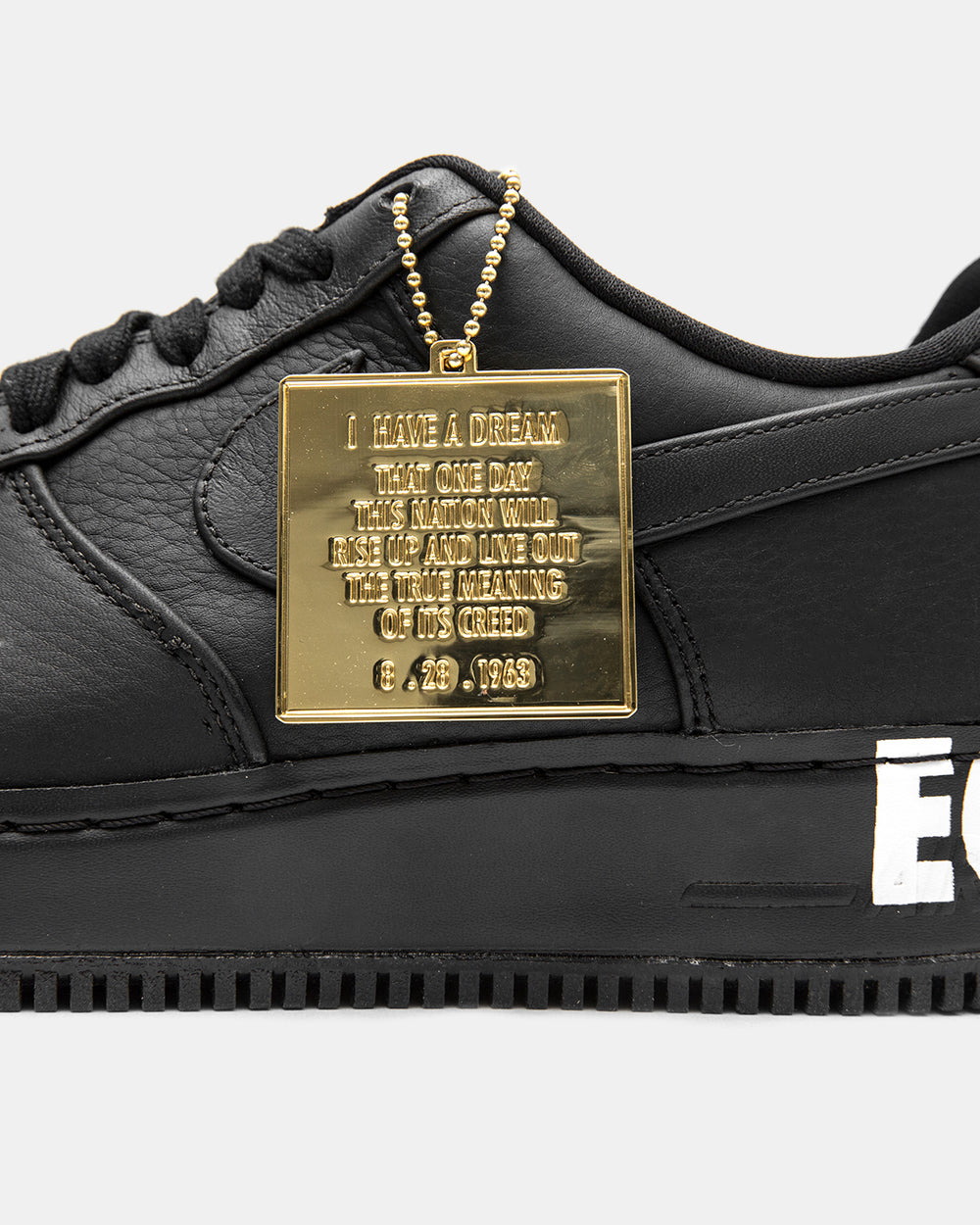 Nike - Air Force 1 Low 'Equality' (Black | White)