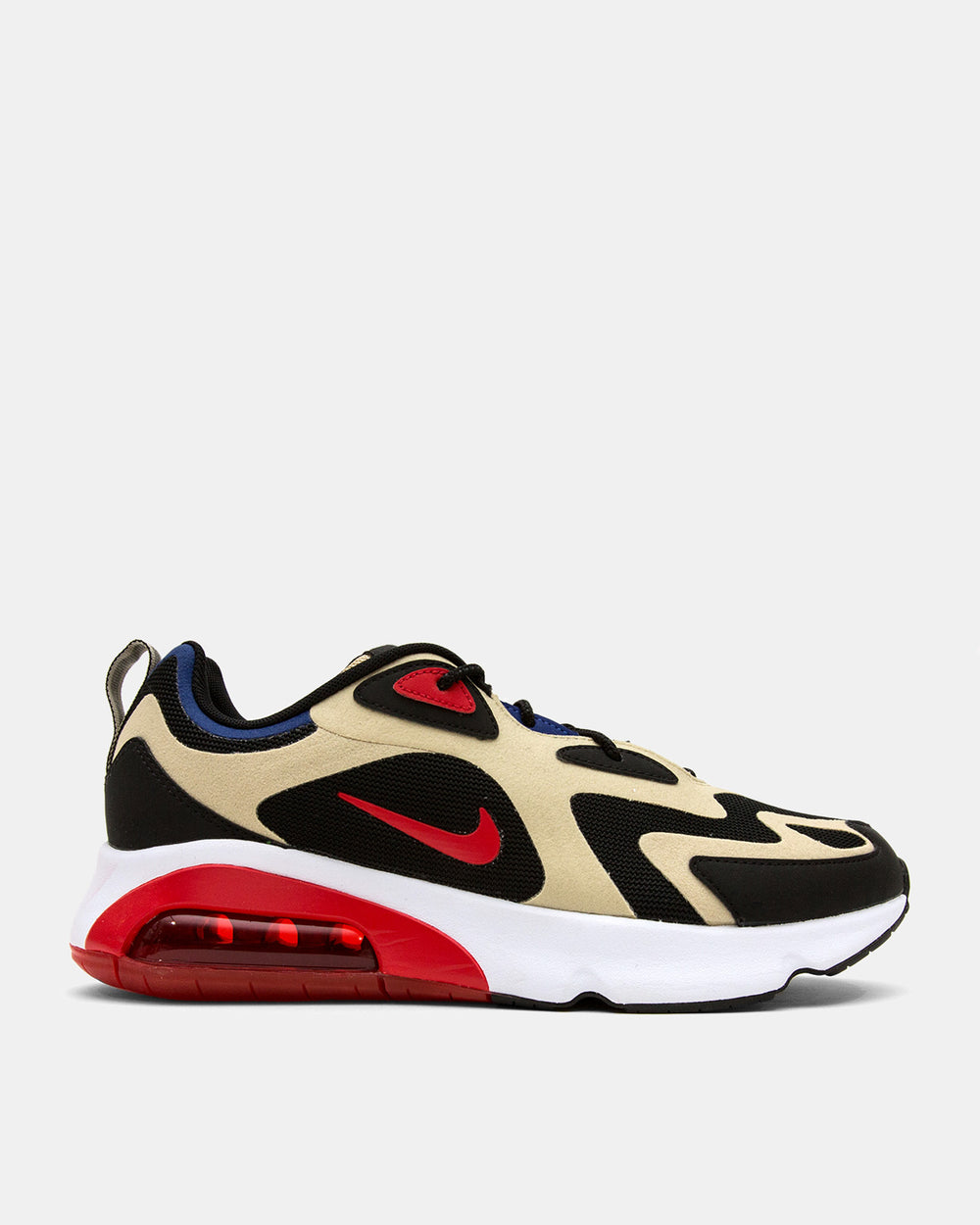 Nike - Air Max 200 (Team Gold | University Red | Black | White)