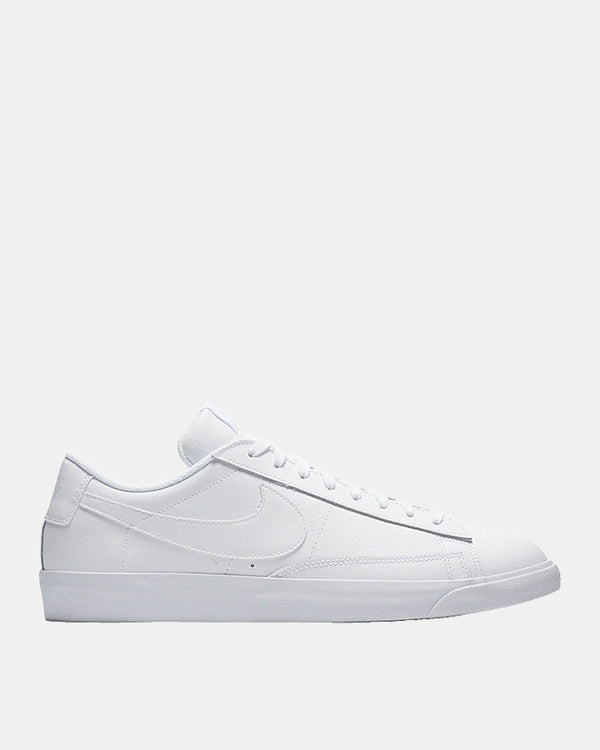 Women's Blazer Low (White | White)