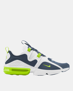 Air Max Infinity (White | Ghost Green)