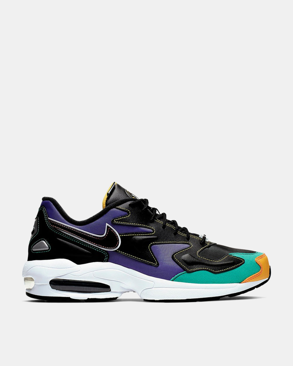Air Max2 Light Premium (Black | Kinetic Green | Psychic Purple | Flash Crimson)