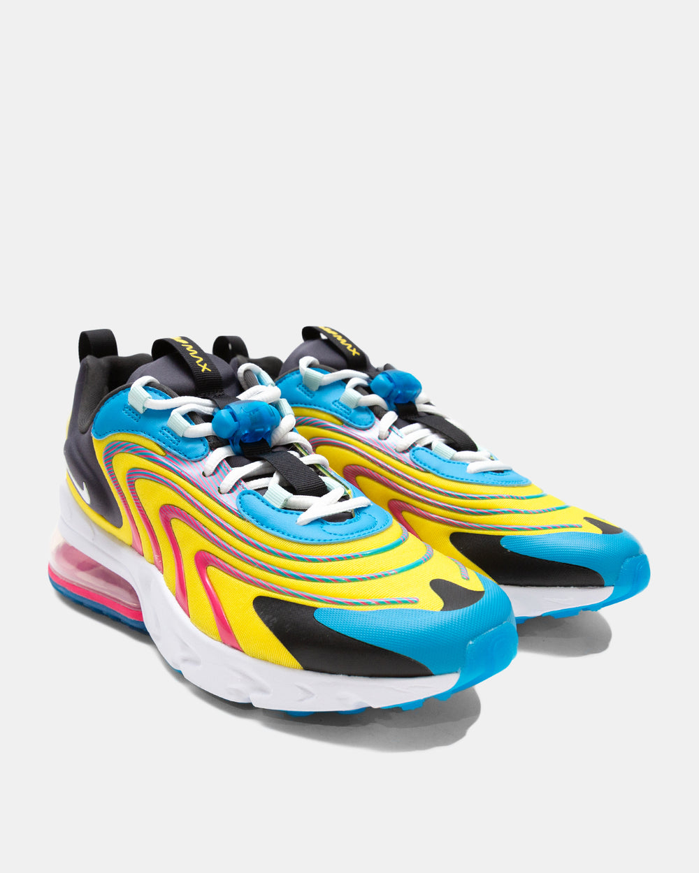 Air Max 270 React ENG (Laser Blue | Anthracite | Watermelon | White)