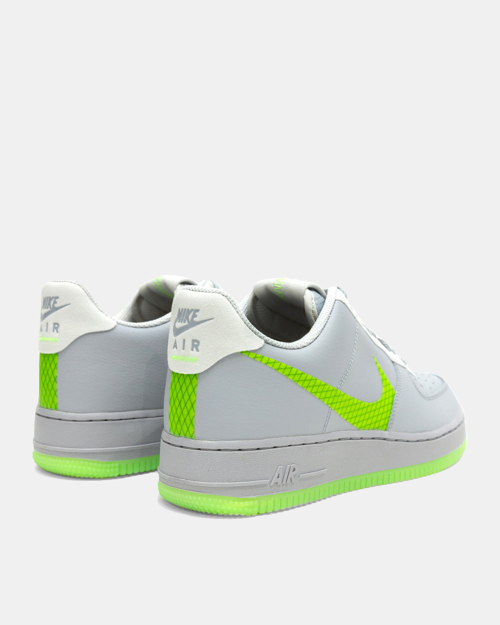 Nike - Air Force 1 '07 LV8 (Wolf Grey | Green Ghost)