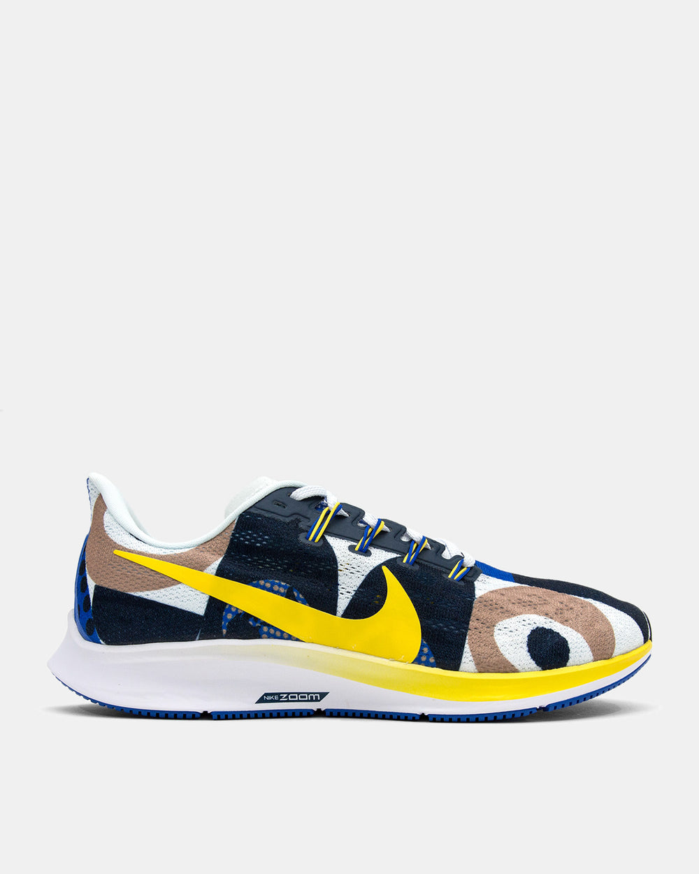 Nike - Air Zoom Pegasus 36 (Hyper Royal | Chrome Yellow | White | Obsidian)