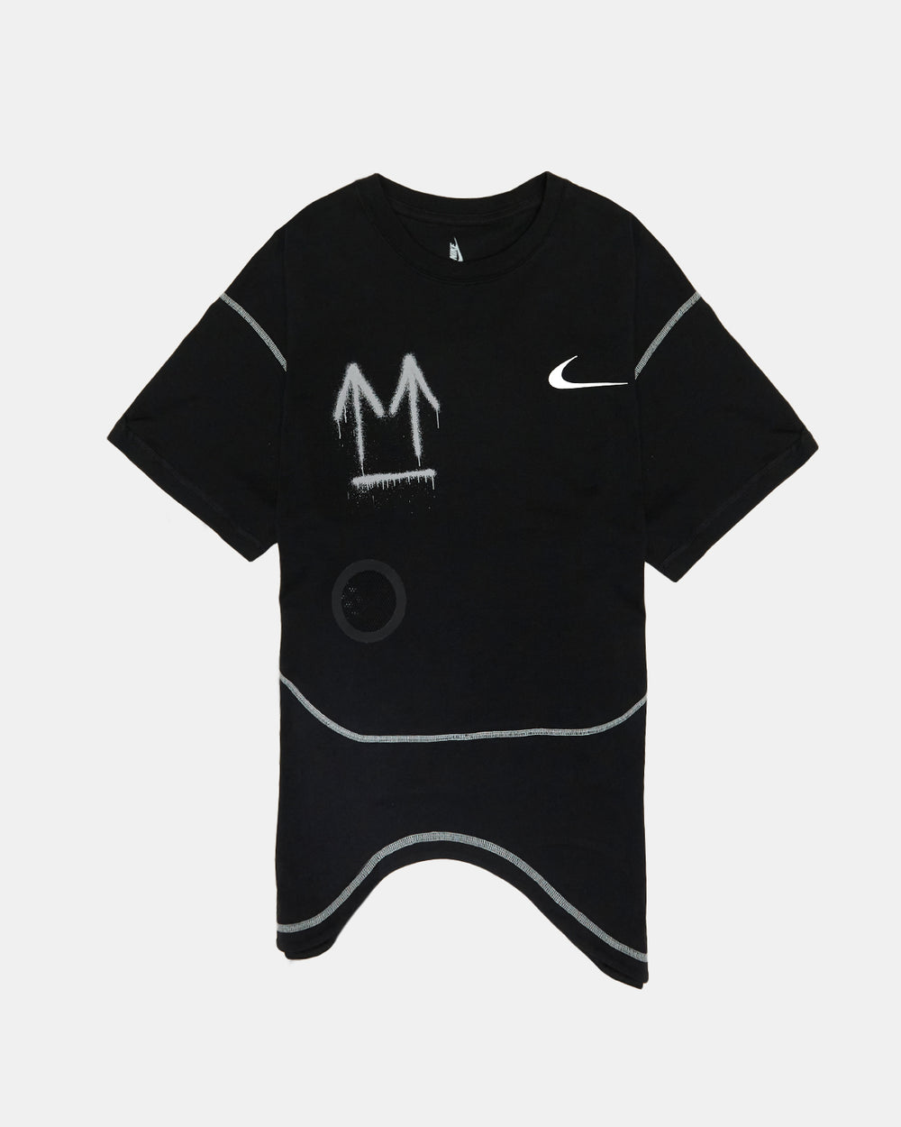 Nike - Nike x Off-White Running Tee (Black)