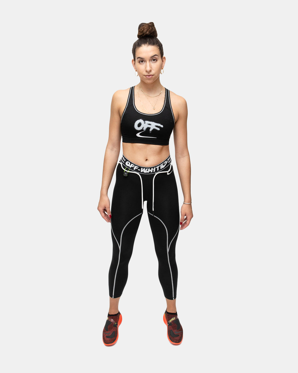 Nike - Nike x Off-White Women's Pro Tights (Black)