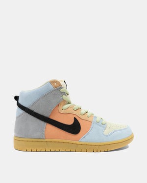 Nike SB - Dunk High Pro 'Spectrum' (Particle Grey | Black | Terra Blush)