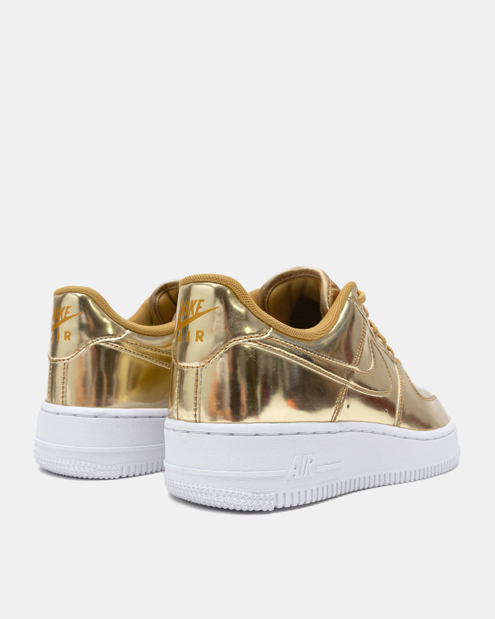 Women's Air Force 1 SP (Metallic Gold | White | Club Gold)