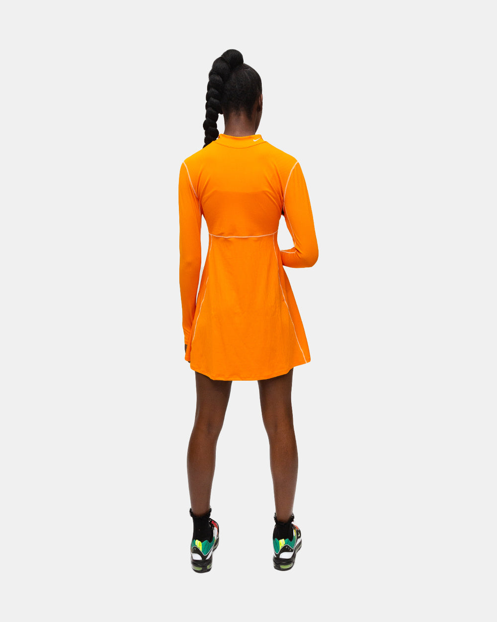Nike - Women's Nike x Olivia Kim Tennis Dress (Bright Ceramic)