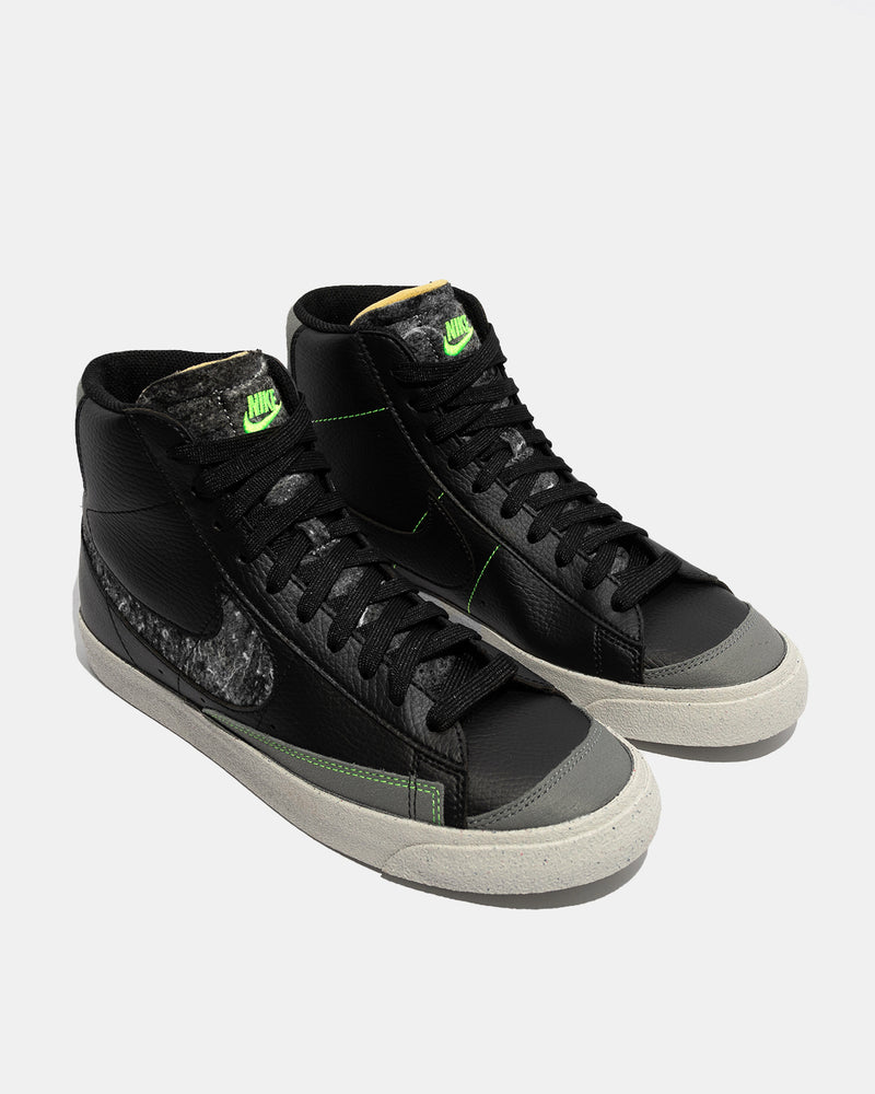 Blazer Mid '77 VNTG (Black | Smoke Grey | Green)