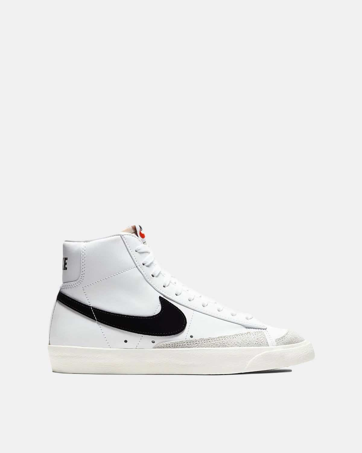 Women's Blazer Mid '77 (White | Black | Sail)