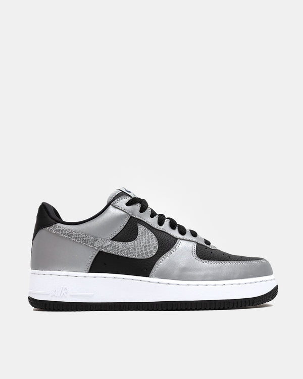 Air Force 1 Silver Snake (Black | Silver)