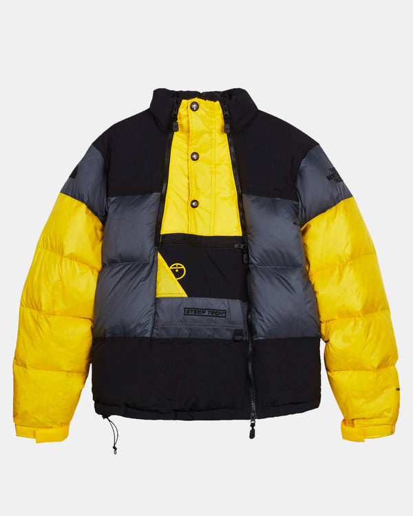 Steep Tech Down Jacket (Vanadis Grey | TNF Black)