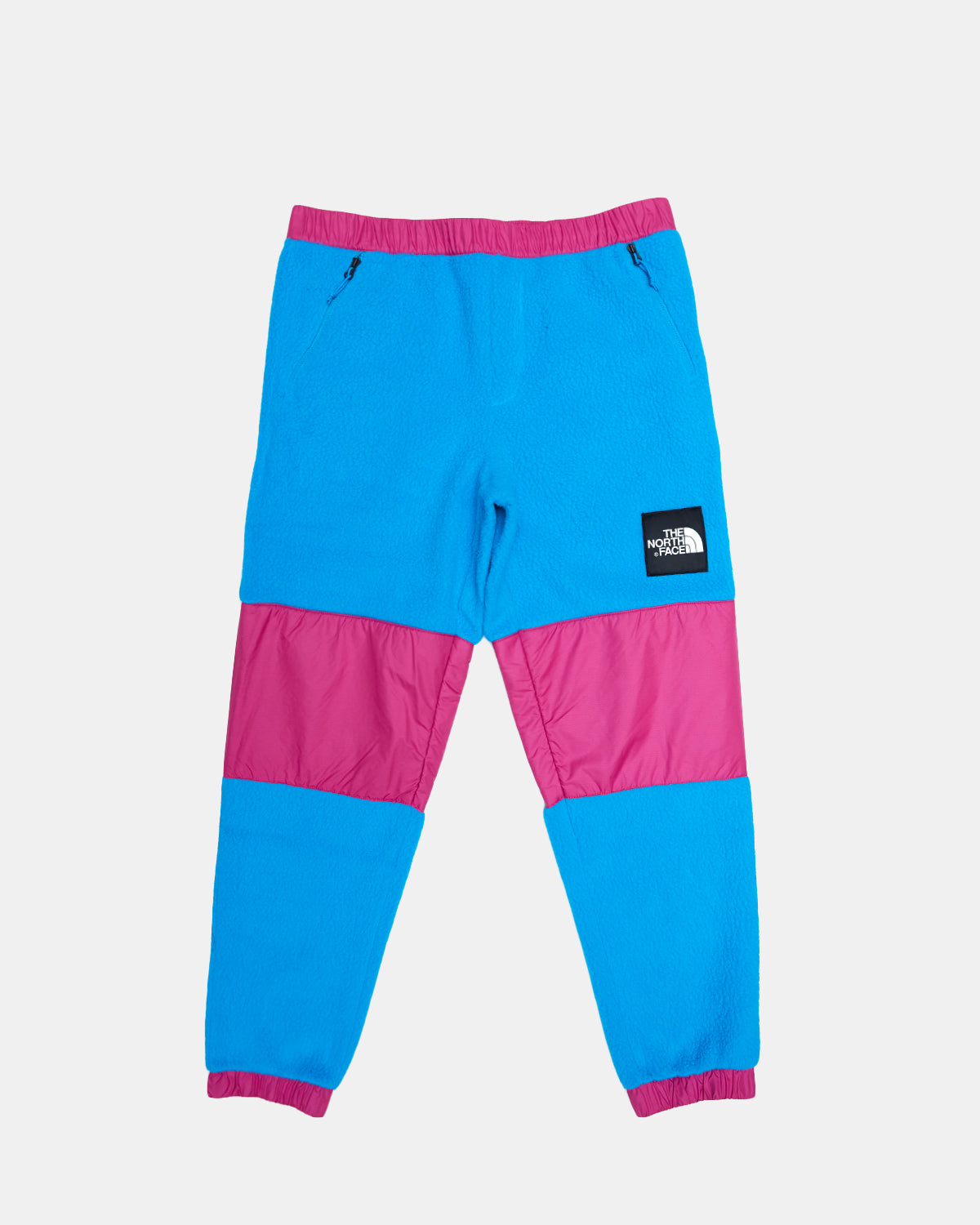The North Face - Denali Fleece Pant (Acoustic Blue | Pink)
