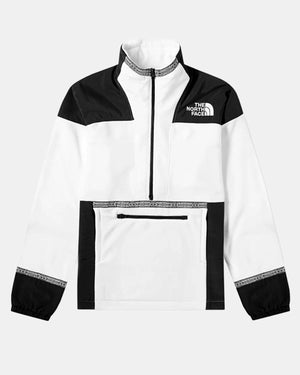 92 Rage Fleece Anorak TNF White