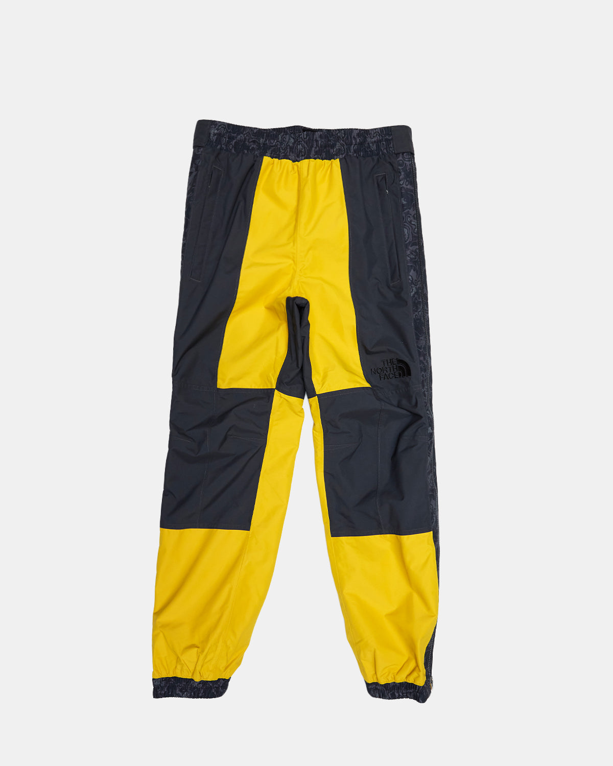 The North Face - '94 Rage Rain Pants (Leopard Yellow | Asphalt Grey | 1994 Rage Print)