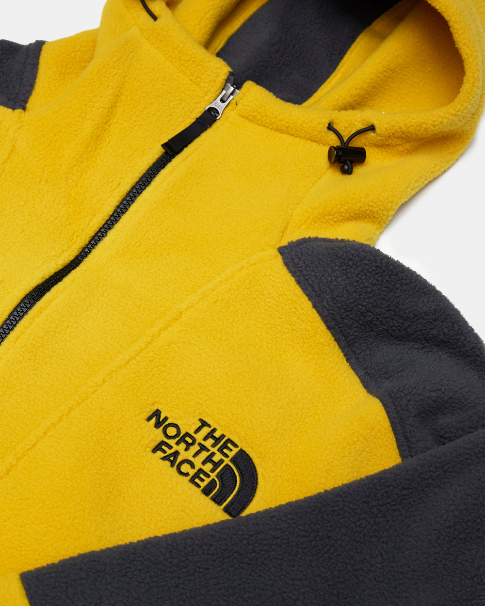 The North Face - '94 Rage Classic Fleece Hoodie (Leopard Yellow | Asphalt Grey)