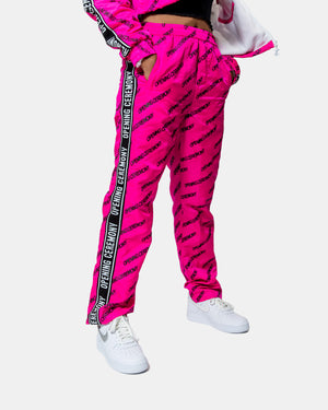 Opening Ceremony - Women's Fitted Warm Up Pant (Magenta)