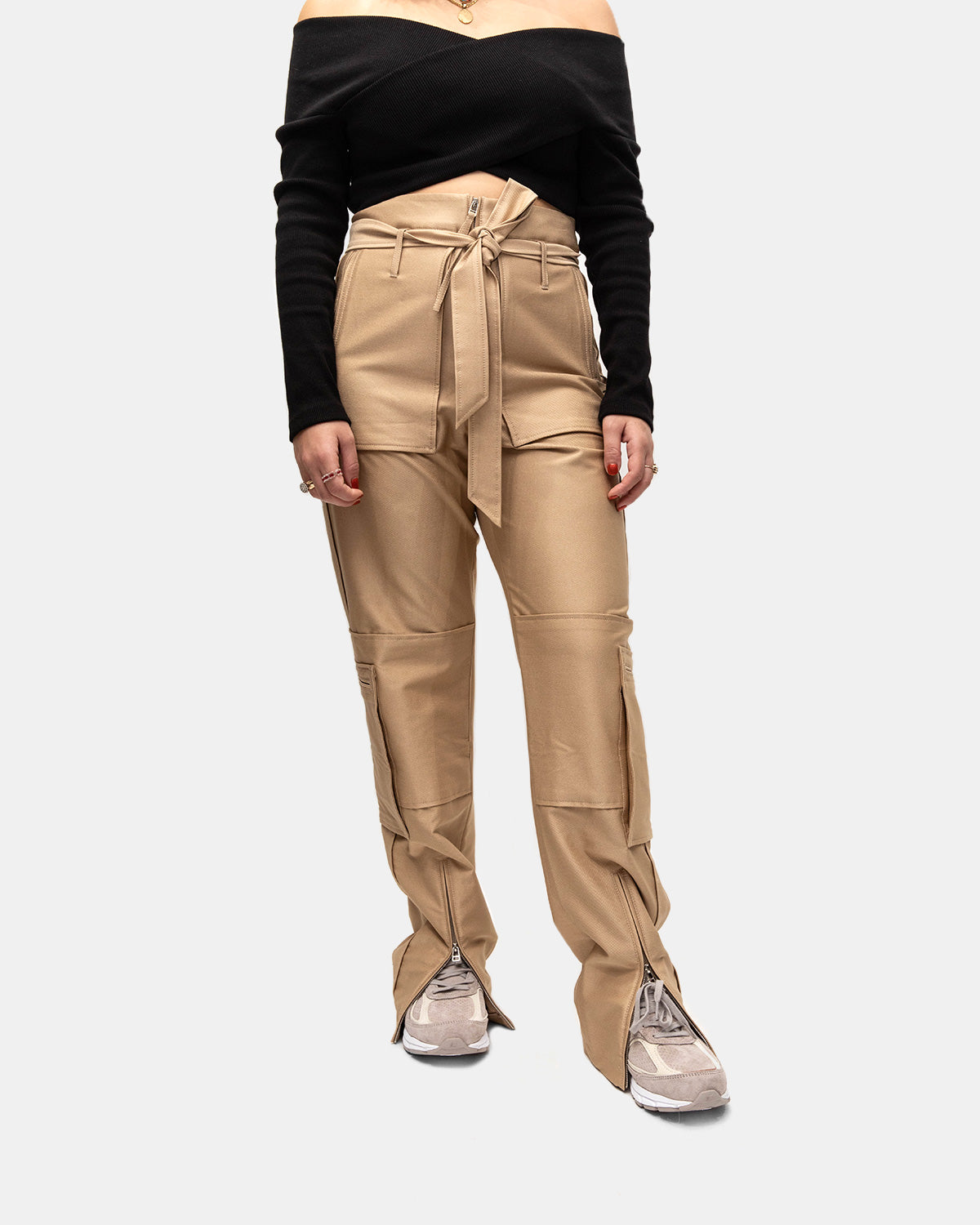 Opening Ceremony - Women's Military Pant (Camel)