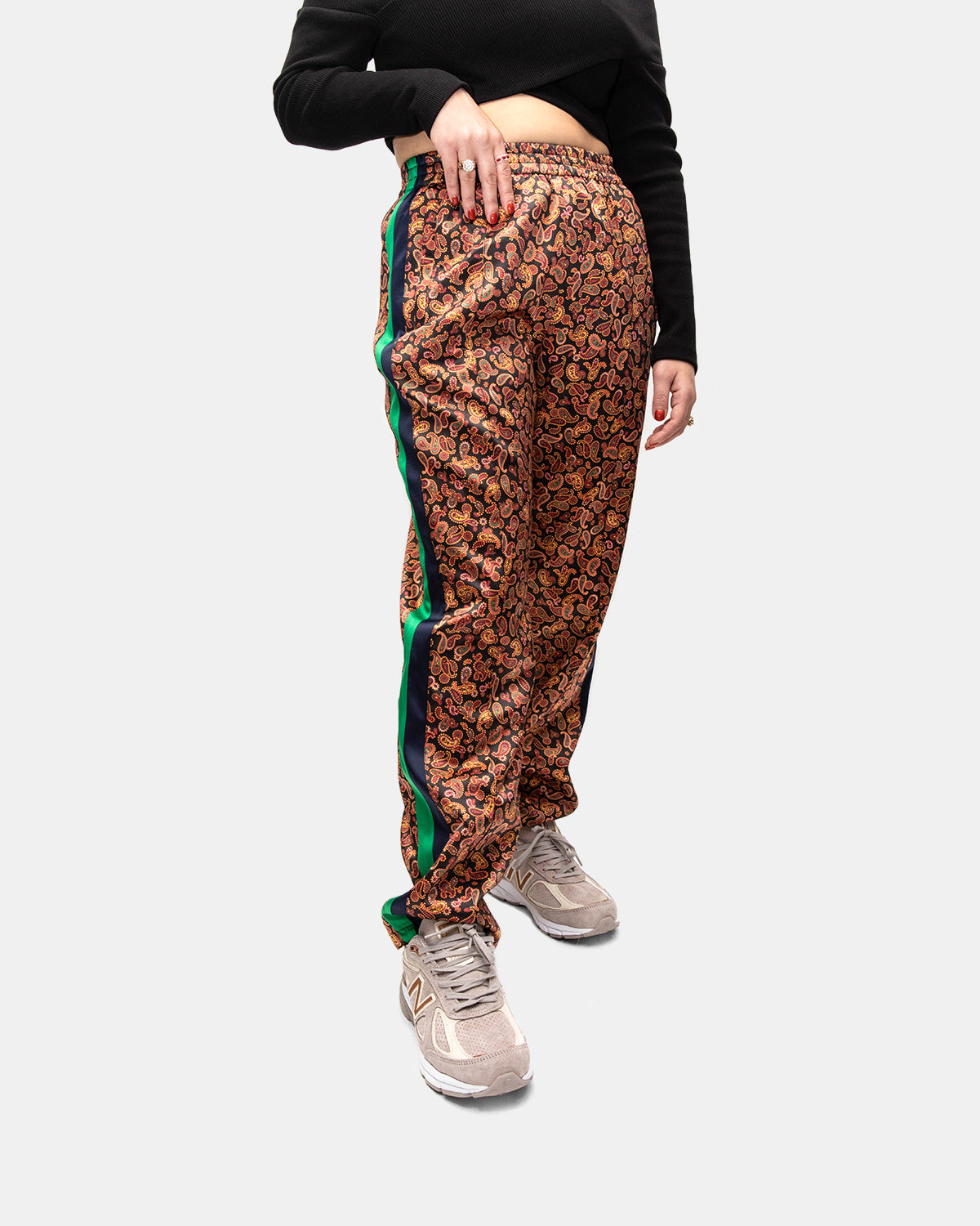 Opening Ceremony - Women's Reversible Track Pant (Prune)