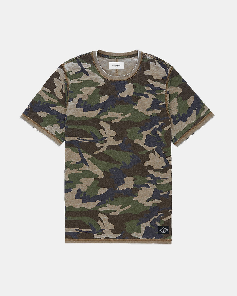 Ovadia - Reverse Tee (Inside Out Camo)
