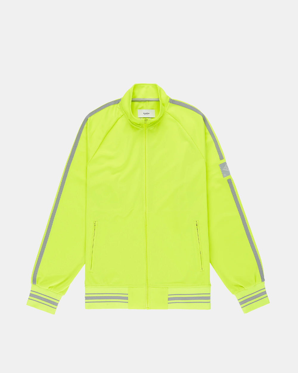 Ovadia - Ball Track Jacket (Lime)