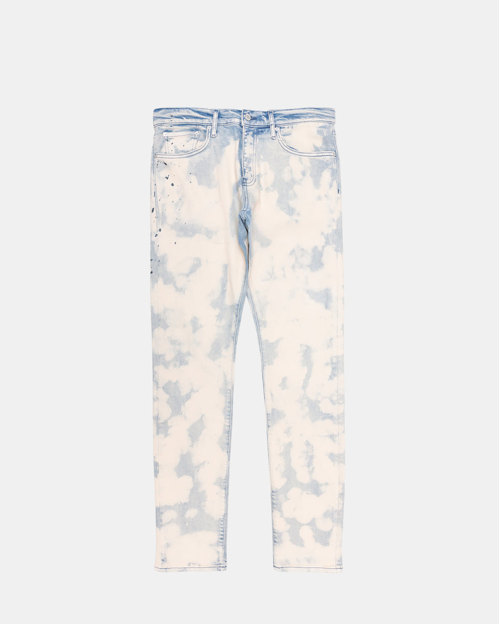 Ovadia & Sons - 002 Slim Denim (Bleach Coast)