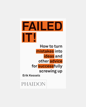 Phaidon - Failed It!