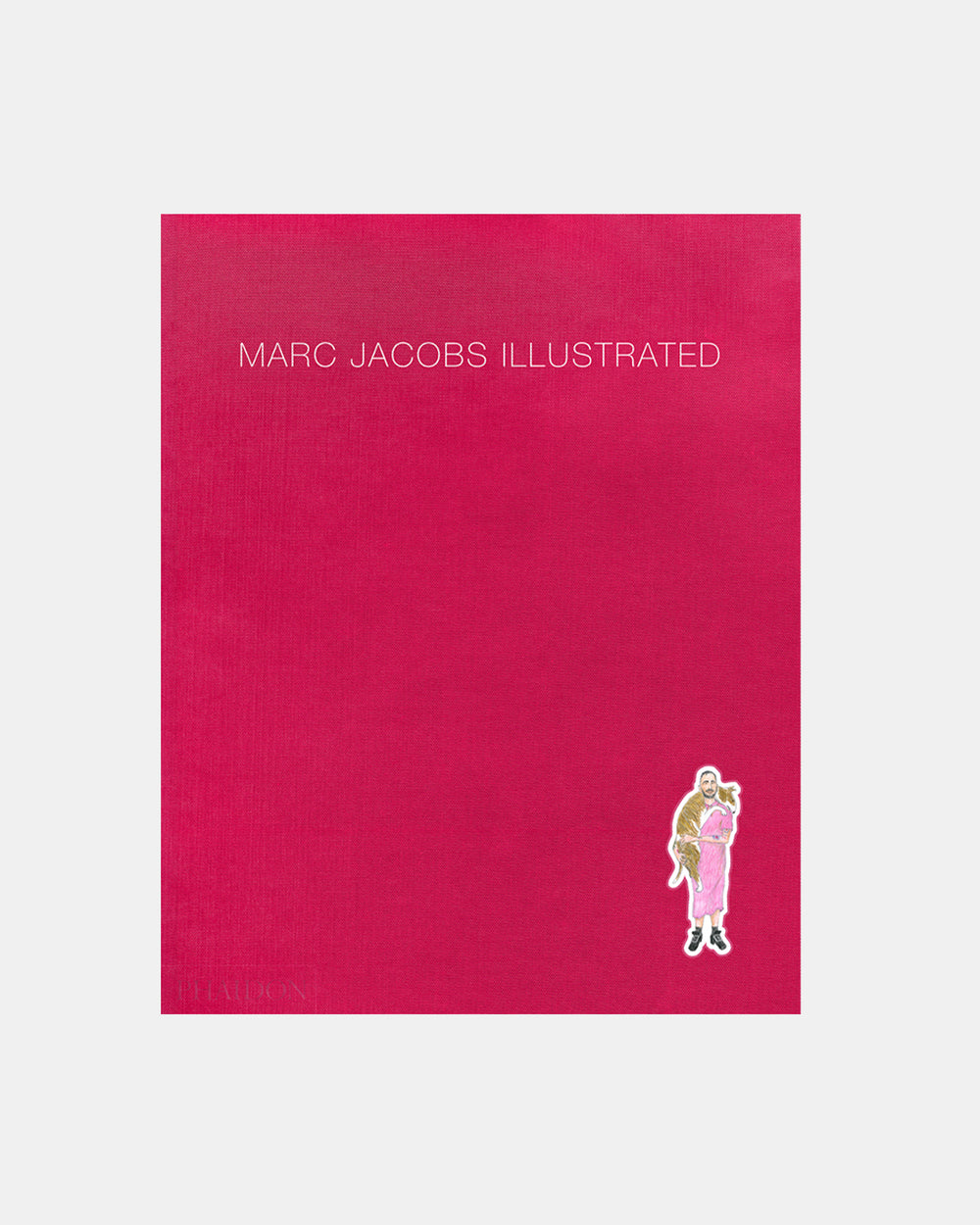 Phaidon - Marc Jacobs Illustrated