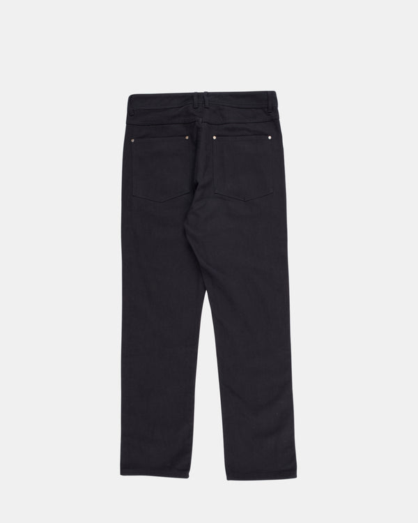 Nevada Denim Pants (Black)