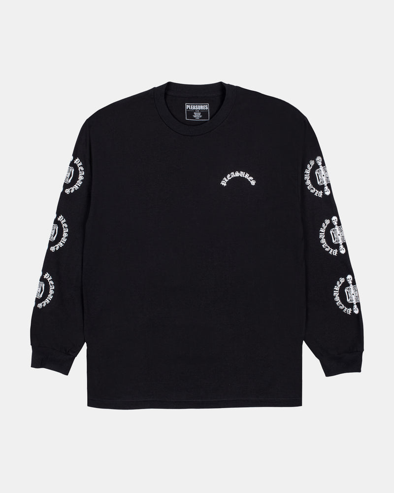 Ritual Long Sleeve Tee (Black)