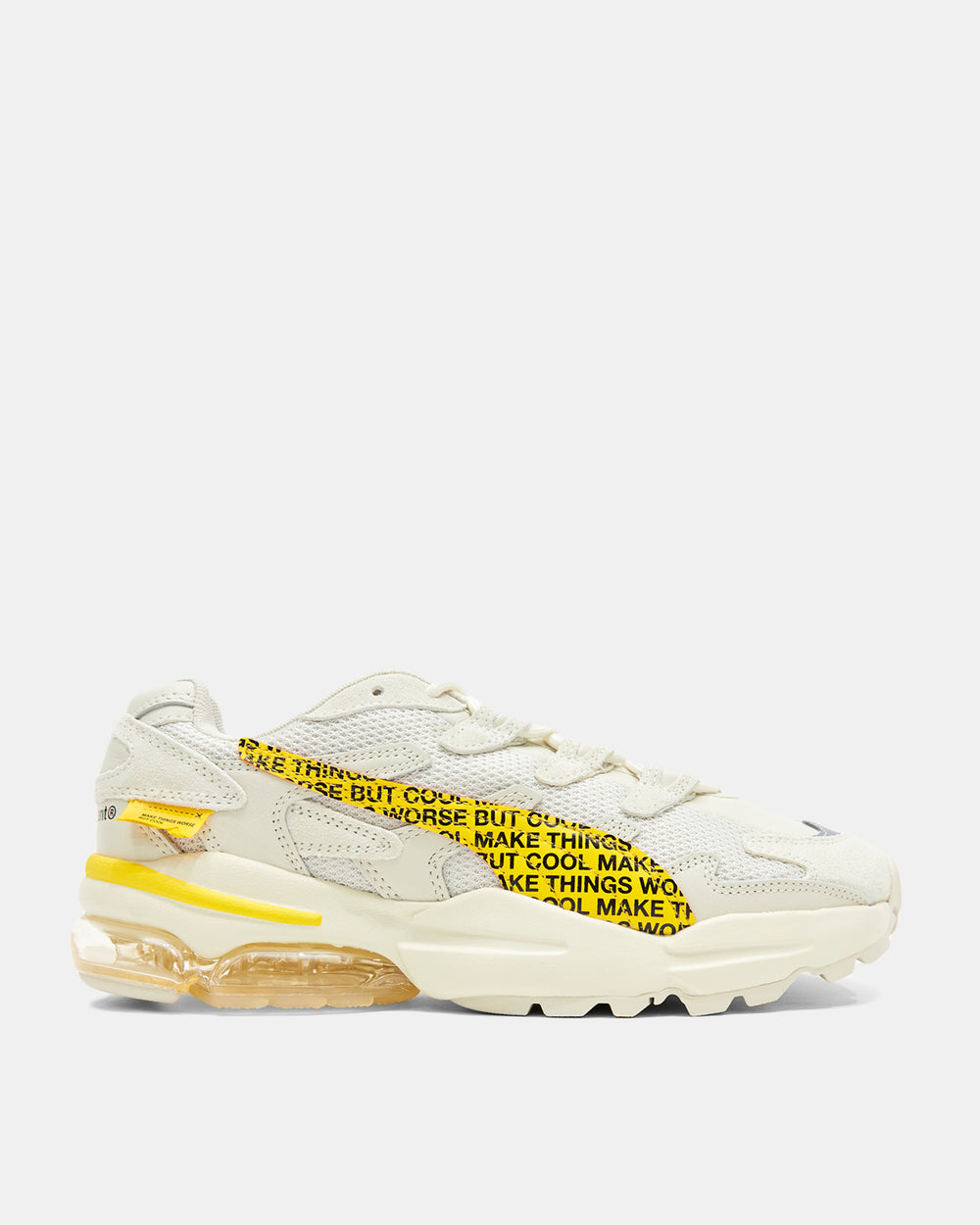Puma - Puma x Randomevent Cell Alien (White Asparagus | Lemon Chrome)
