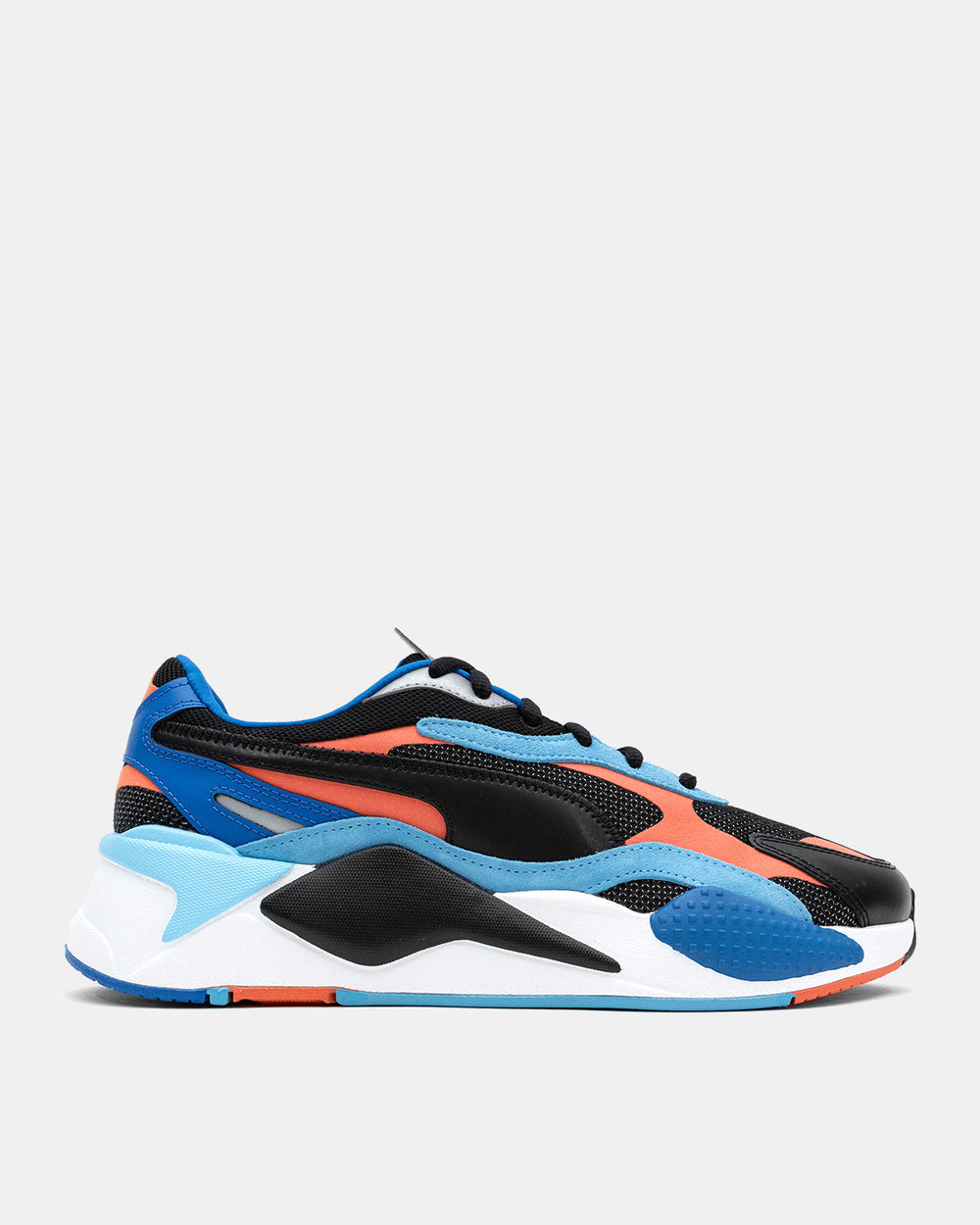 Puma - RS-X3 Level Up (Puma Black | Hot Coral)