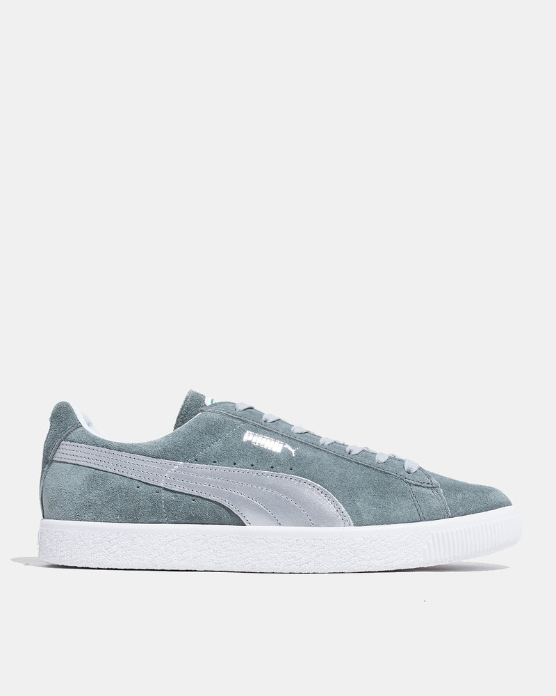 Suede Vintage Made in Japan (Quarry | Puma Silver)