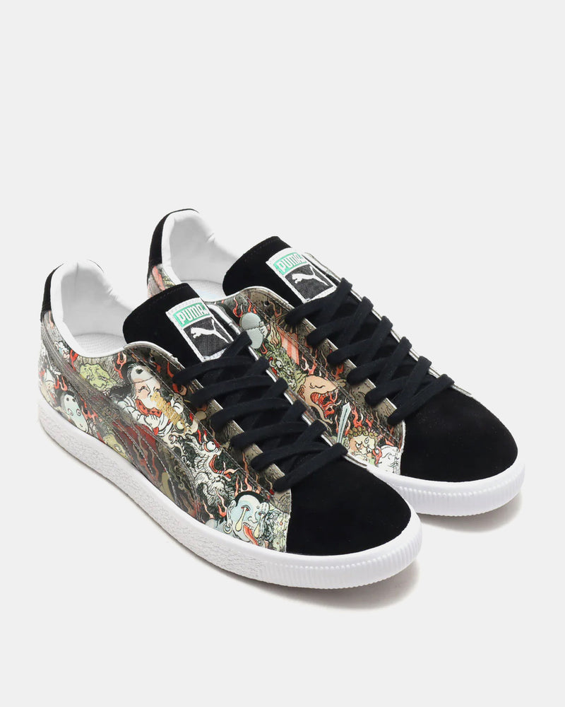 Puma x atmos x Three Tides Tattoo Suede (Multi | Black | White)