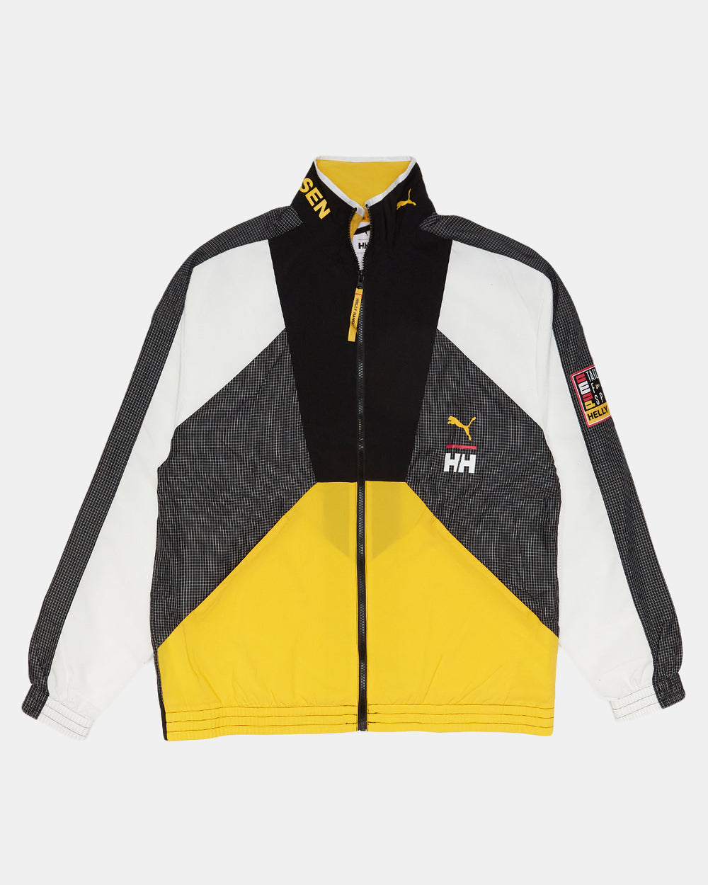 Puma - Puma x Helly Hansen Tailored for Sport Track Jacket (Citrus)