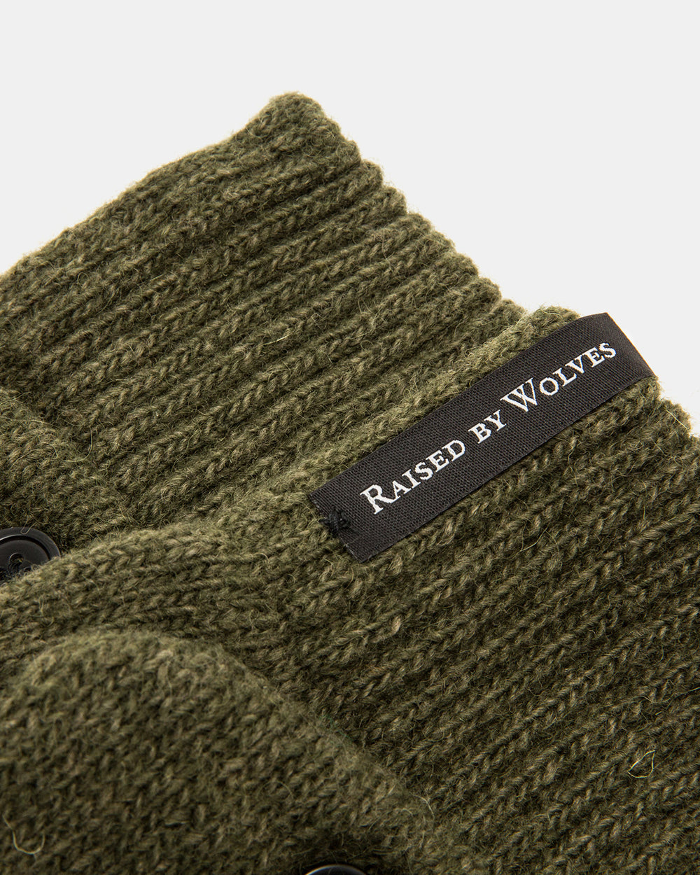 Raised by Wolves - Scout Flip Mitts (Olive Drab)