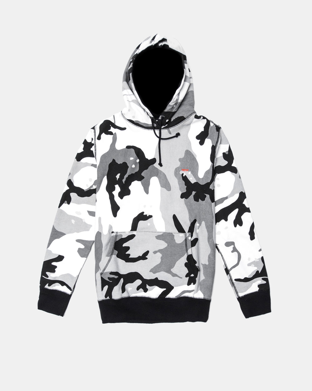 Raised by Wolves - Blizzard Hooded Sweatshirt (Black | White | Grey | Camo)