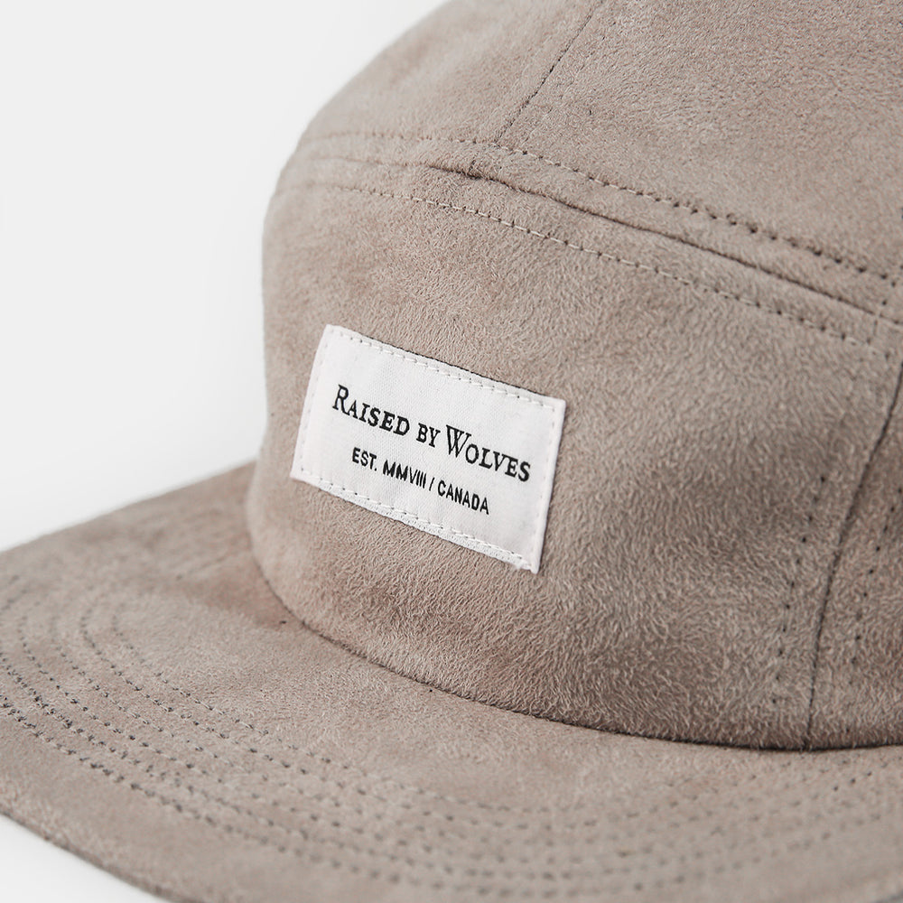 Raised by Wolves - Algonquin Camp Cap (Stone)
