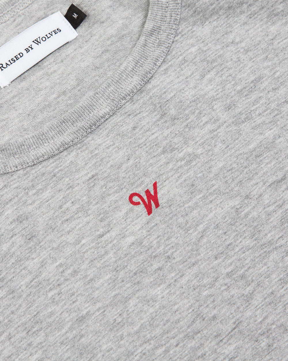 Raised by Wolves - Raines Warm Up Shirt (Heather Grey)