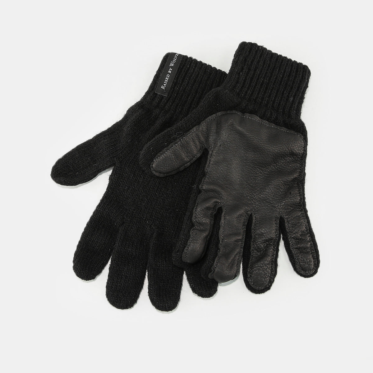 Raised by Wolves - Jarry Gloves (Black)