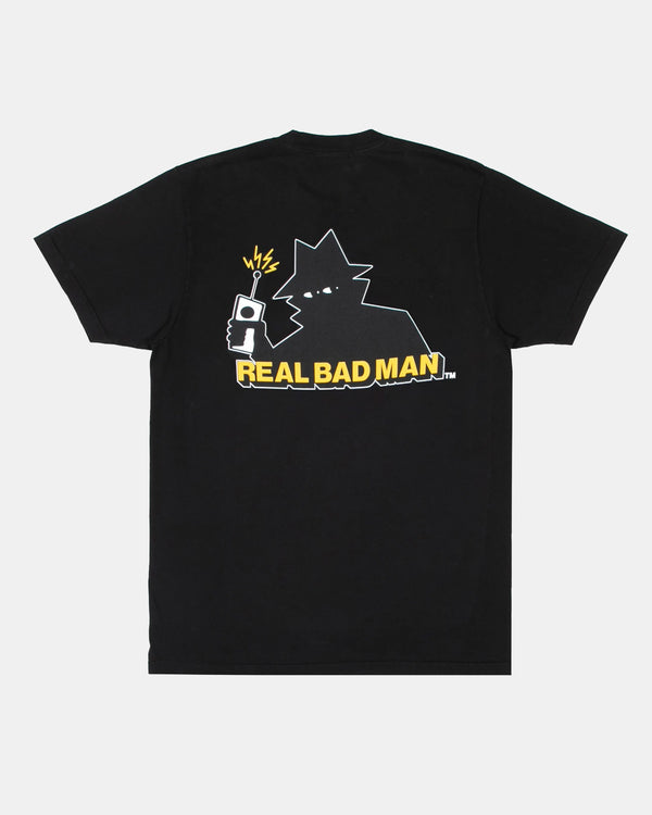 RBM Logo Vol 5 Tee (Black)
