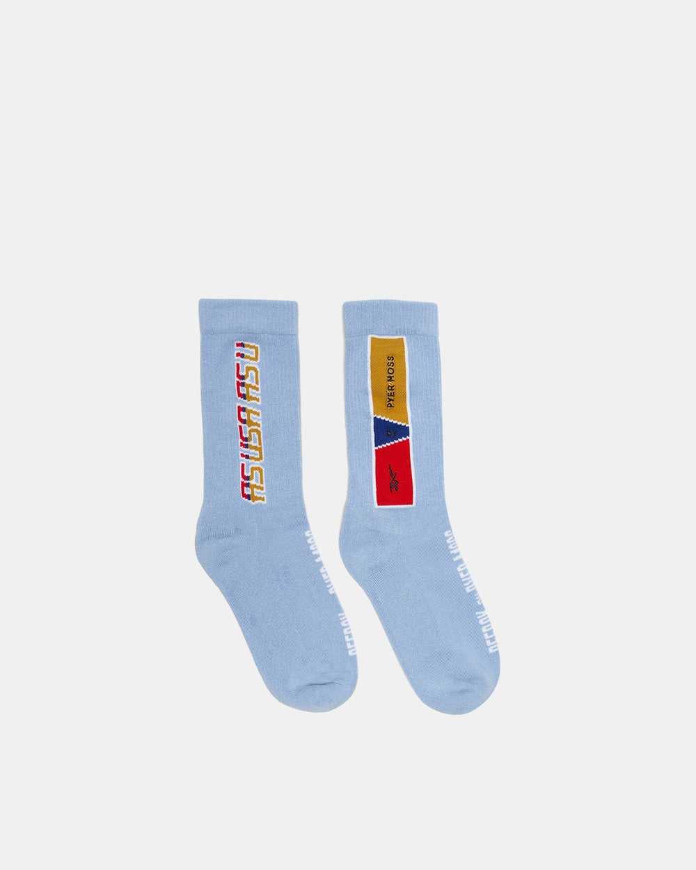 Reebok - Pyer Moss Crew Socks (Regal Purple)