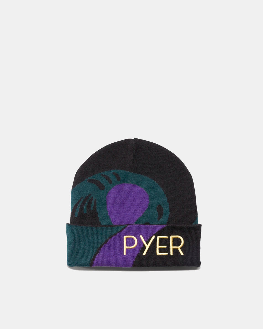 Reebok - Pyer Moss Beanie (Black | Fierce Gold)
